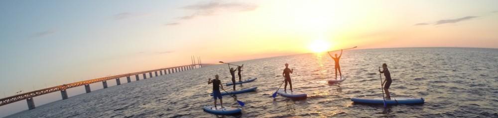 SUP Stand Up Paddle Malmö
